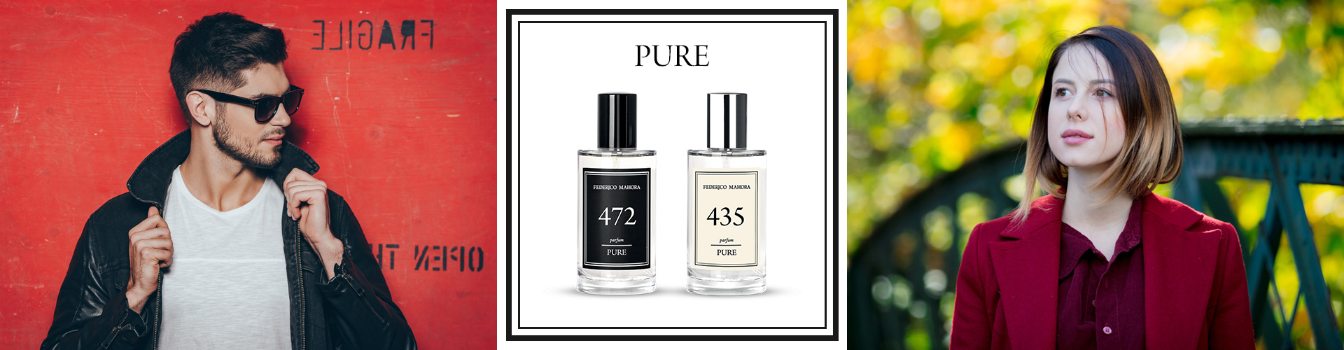 PURE 20 New Collection