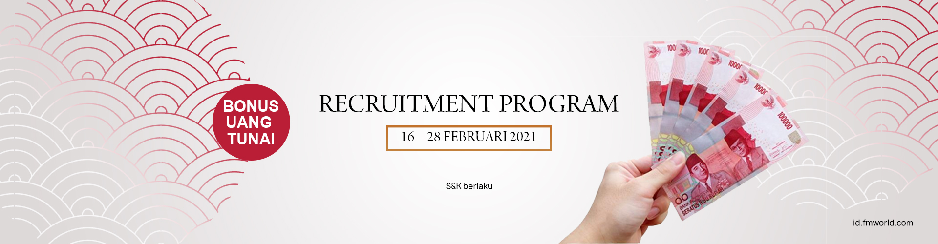 recruite februari 16-28